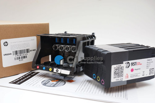 HP Druckkopf CR324A CR324 Printhead Kit, OfficeJet Pro 8100, 8600, Pro 251