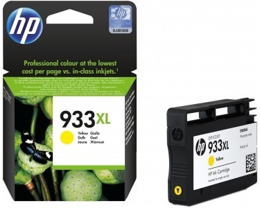 HP Nr.933XL Patrone CN056AE Yellow OfficeJet 6100 6600 6700