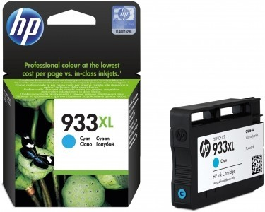 HP Nr.933XL Patrone CN054AE Cyan OfficeJet 6100 6600 6700