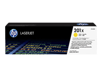 HP CF402X Nr.201 Toner Yellow (2,3k)