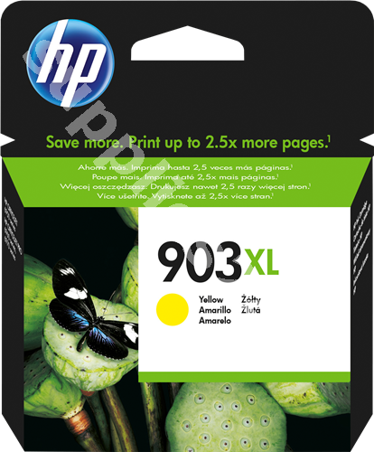 HP Nr.903XL Patrone T6M11AE Yellow