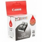 Canon PGI-520 Patrone Black ip4600 MP540 (2er Pack)